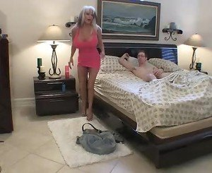 NastyPlace.org - Filling grandma full of cock
