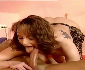 German Vintage Porn with MILF from Street fuck for Money